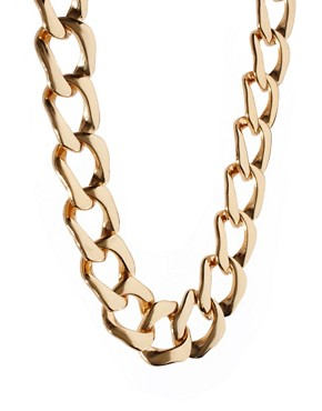 Image 4 ofGogo Philip Classic Linked Chain Necklace