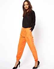 ASOS Pants with Elastic Cuff