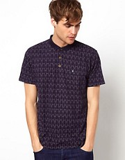 Gabicci Contrast Collar Polo