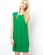 Baum und Pferdgarten Pleated Shift Dress