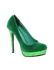 Sugarfree Sofia Heeled Shoe