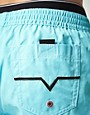 Image 3 ofDiesel Double Waistband Swim Shorts