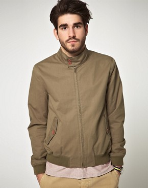 Image 1 ofASOS Harrington Jacket
