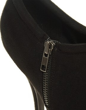 Image 3 ofASOS TARA Zip Platform Shoe Boots