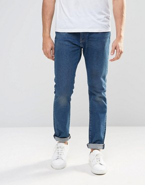 Levi's 505C Slim Jeans Johnny R 80s Blue