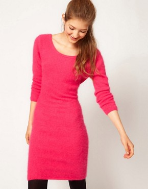 Image 1 ofSibling by Sister Knitted Paris Texas Dress