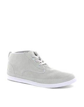 Image 1 ofBagua Galia Suede Chukka Boots