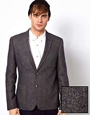 River Island Blazer with Fleck