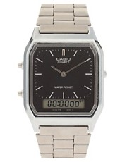 Casio AQ-230A-1DMQYES Bracelet Timer Watch