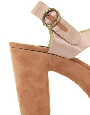 Image 3 ofSee By Chloe Block Strap Heeled Sandal