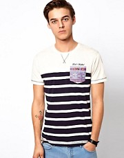 Rock &amp; Revival Striped T-Shirt