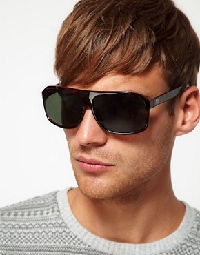 Image 3 ofRiver Island Aviator Sunglasses
