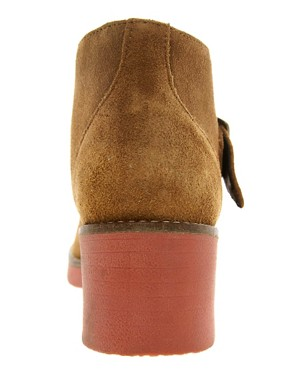 Image 2 ofSwear Chiara 7 Tan Buckle Ankle Boots