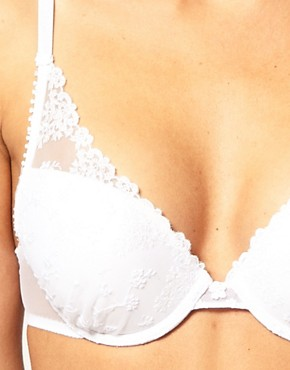 Image 3 ofPassionata White Nights Push Up Bra
