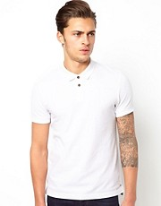 Esprit Pique Polo Shirt