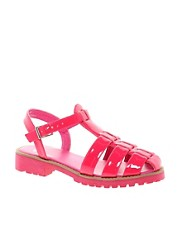 ASOS FIREFIGHTER Gladiator Sandals