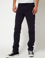 American Apparel Slim Slack Jeans