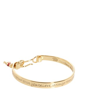 Image 1 ofDisney Couture Winnie The Pooh Bangle