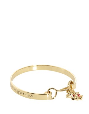 Image 2 ofDisney Couture Winnie The Pooh Bangle