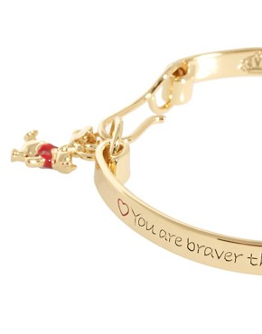 Image 4 ofDisney Couture Winnie The Pooh Bangle