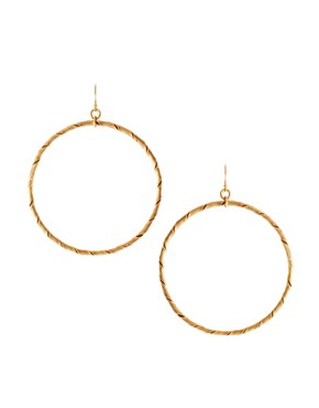 Image 1 ofMade Kaguru Hoop Earring