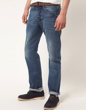Image 1 ofPaul Smith Jeans Light Wash Jean