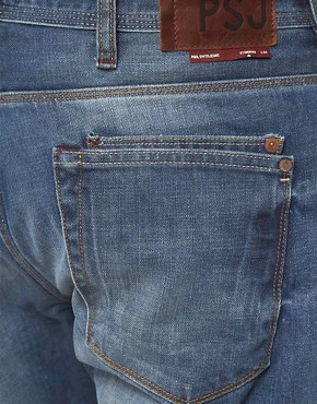 Image 4 ofPaul Smith Jeans Light Wash Jean