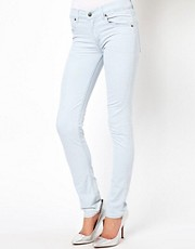 Cheap Monday Zip Low Super Washed Jean