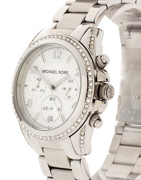 Image 4 ofMichael Kors Chronograph Watch