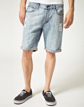 Image 1 ofReligion Denim Shorts