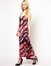 French Connection Electra Print Maxi Dress