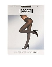 Wolford  Weiche, gerippte Winterstrumpfhose