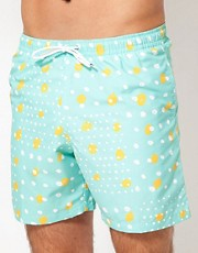 Franks Dotty Swim Shorts