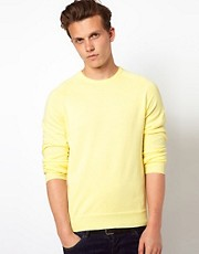 Wolsey Sweater With Crew Neck