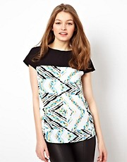 A Wear T-Shirt In Mexicana Print