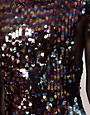 Image 3 ofPrey of London Sequin Embellished Dress