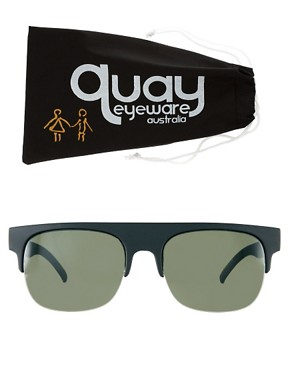 Image 2 ofQuay Eyewear Clubmaster Sunglasses