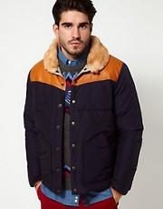 Penfield Rockwool Down Fill Jacket