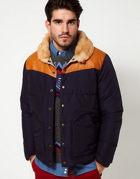 Image 1 of Penfield Rockwool Down Fill Jacket