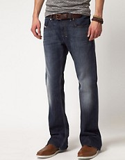 Diesel Zathan 801Z Regular Bootcut Jeans