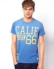 Jack &amp; Jones T-Shirt With California Print