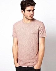 Lee 101 T-Shirt One Pocket Slub
