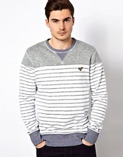 Voi Stripe Sweatshirt