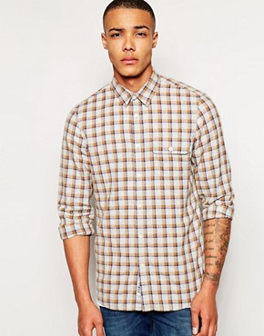 Jack Wills Glazebrook Flannel Shirt