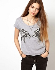 A Question Of Tiger Heads Organic T-Shirt