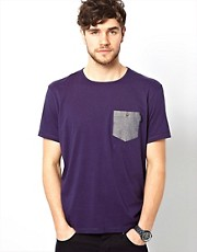 Paul Smith Jeans - T-shirt con tasca