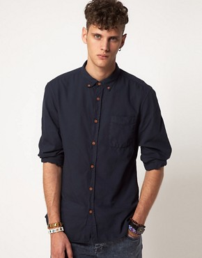 Image 1 ofRiver Island Oxford Shirt