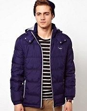 Esprit Coat with Hood
