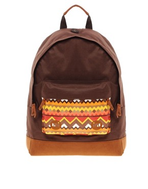 Image 1 of Mi-Pac Navajo Backpack