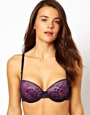 Stella McCartney Stella Lace Balconette Bra